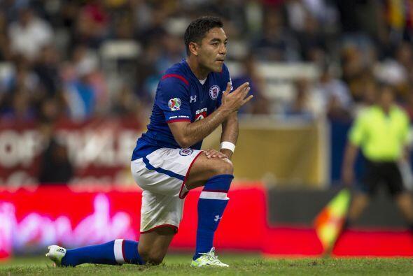 Fabián llegó tarde a los entrenamientos Con Chivas debido a que el jugad...