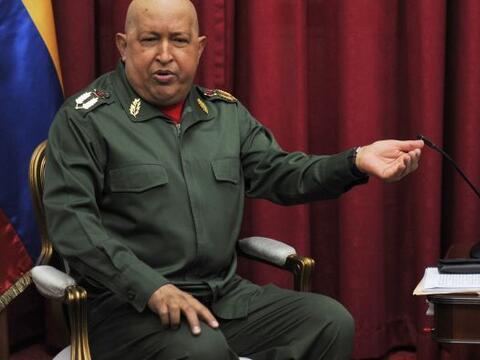 La salud del presidente venezolano Hugo Chávez ocupó los t...