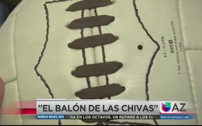 El Balón de las Chivas