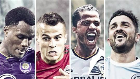 Portada FIFA 17 de la MLS