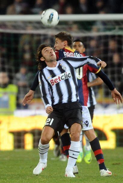 Finalmente Juventus y Bolonia repartieron puntos...y el Milan sigue mira...
