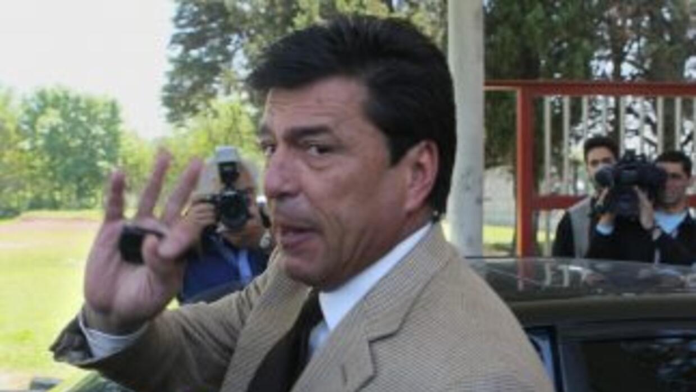 El presidente de River Plate rinde cuentas por los problemas que causaro...
