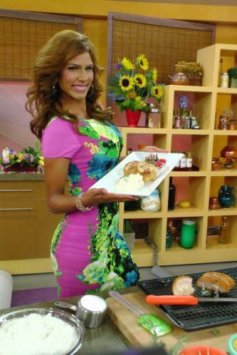 La guapísima chef Tati nos enseñó una receta fácil y económica para que...