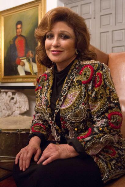 Angélica María padeció cáncer en 1997.