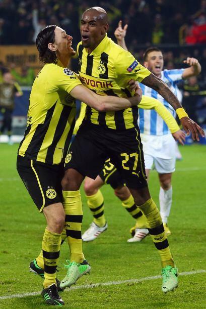 Borussia Dortmund se metió en semifinales cuando tenía tod...