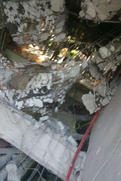 El saldo: decenas de personas lesionadas y otras tantas fallecidas.