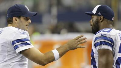 DeMarco Murray y Tony Romo están cada vez más lejos en cuanto a sus opin...