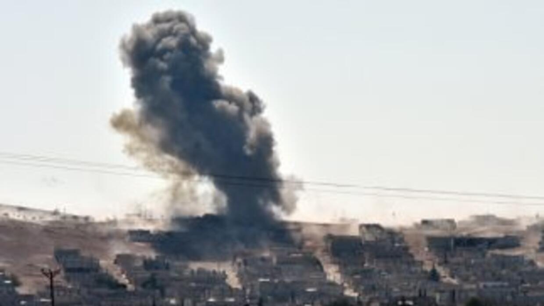 En las últimas horas, se habían registrado fuertes choques en la ciudad...