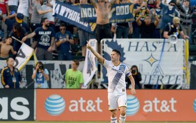 Robbie Keane, LA Galaxy