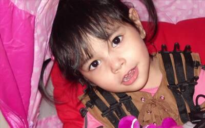 Cecilia Guerrero y su familia llegaron al CRIT USA para poder trabajar c...
