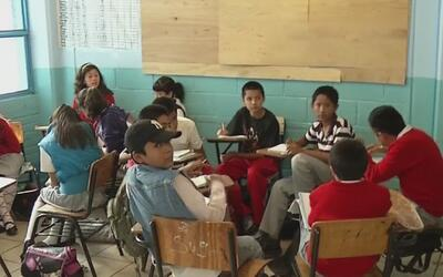Importante organismo internacional le da mala calificación a la educació...