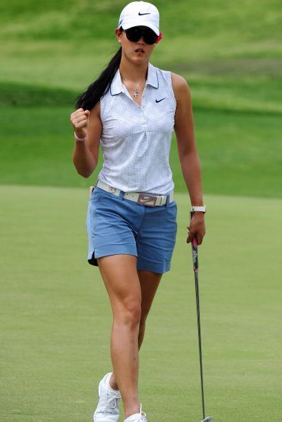 Michelle Wie se convirtió en la persona más joven y en apenas la cuarta...