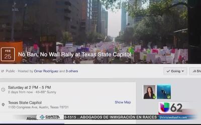 Grupos proinmigrantes se preparan para manifestarse en el Capitolio texano