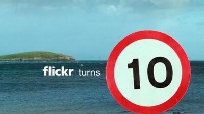Flickr cumplió 10 años y hoy en día se comparten un millón de imágenes a...