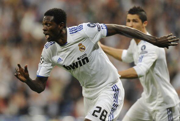El Almería quedó golpeado con la apertura del marcador y l...