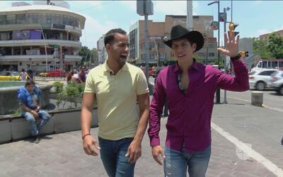 Desde Guadalajara, Fernando Corona nos mostró algunas de sus tradiciones