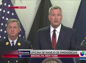 Autoridades de Nueva York se preparan para Joaquin