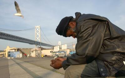 La revolución tecno no significó el fin de la pobreza en San Francisco.