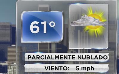 Disminuye la lluvia, pero se mantiene el cielo nublado este viernes en L...