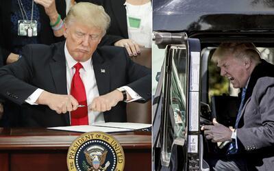 Donald Trump 100 días