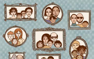 Según datos demográficos, las familias 'tradicionales' son...