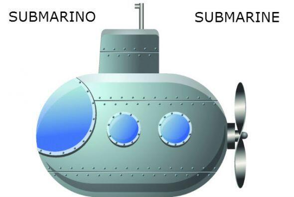 SUBMARINO - SUBMARINE