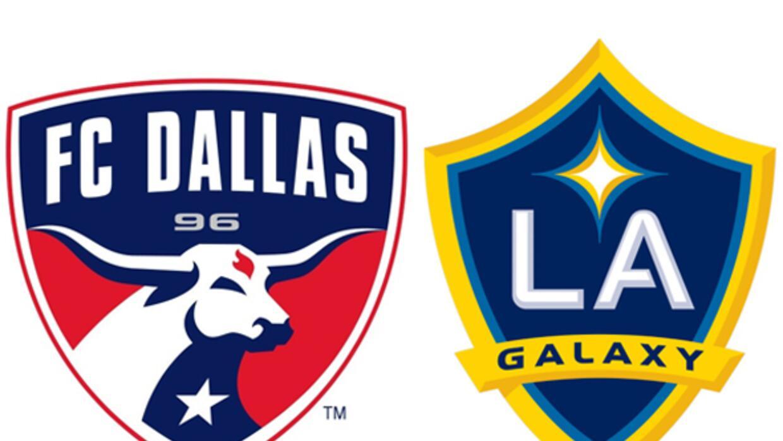 FC Dallas vs LA Galaxy