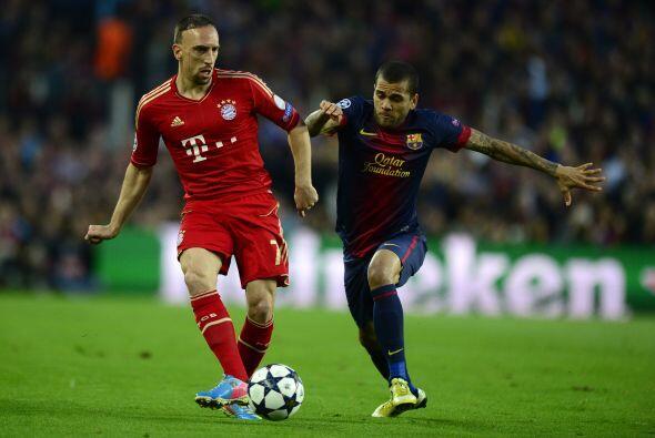 Comenzó el partido y los españoles tenían esperanzas de reacción, pero n...