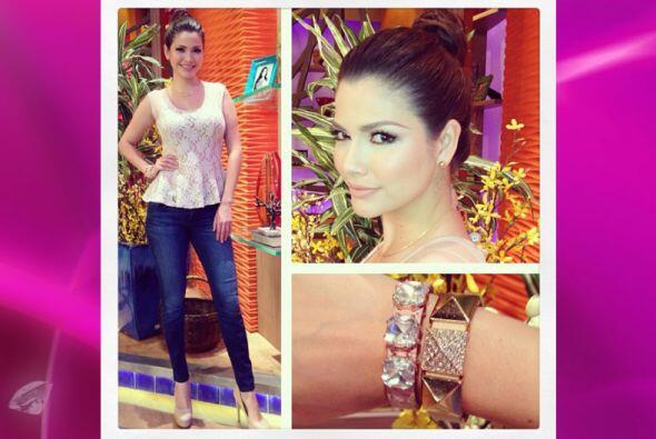 Ana Patricia repite sus zapatos y accesorios pero la clave es saber c&oa...
