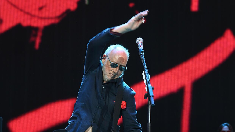 Townshend recordó la participación de la banda en el legendario festival...