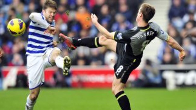 Tottenham y QPR repartieron puntos en un empate sin goles.