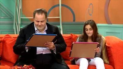 Raúl de Molina y su hija se apoderan de 'Viva la familia'