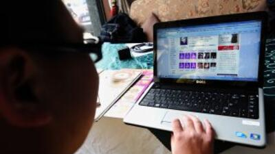 Los sitios de Internet destinados al amor son uno de los ganchos para el...