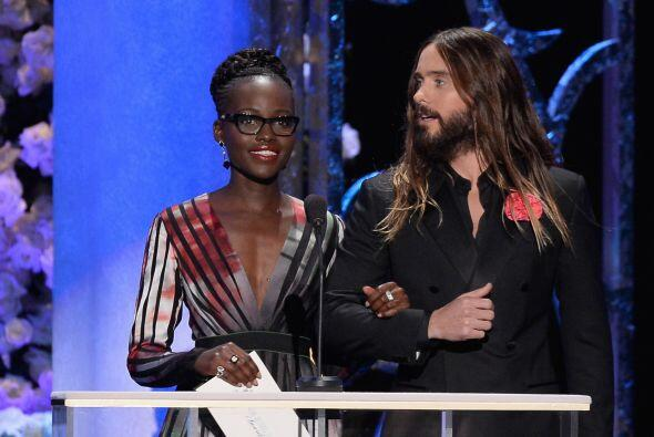 Lupita Nyong'o y Jared Leto anunciaron a Mark Ruffalo como Mejor Actor e...