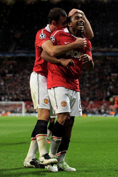 Y lo aprovechó, más cuando marcó el gol con el que...