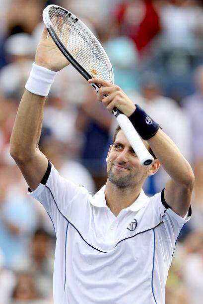 El número 1 del mundo, Novak Djokovic[1] derrotó al ucrani...