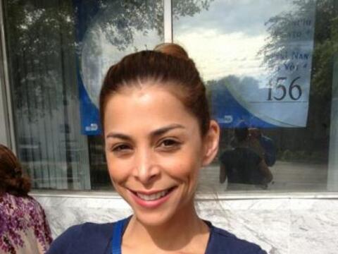 Lourdes Stephen votó en Miami, su primera elección pues re...