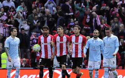 Raúl García y Aduriz dieron forma a la remontada de los 'Leones'.