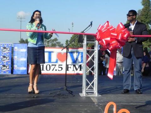 Por segundo año consecutivo, Univision y la Fundación Bill & Melinda Gat...