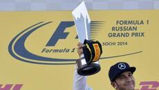Lewis Hamilton se acerca más al título en la F-1.
