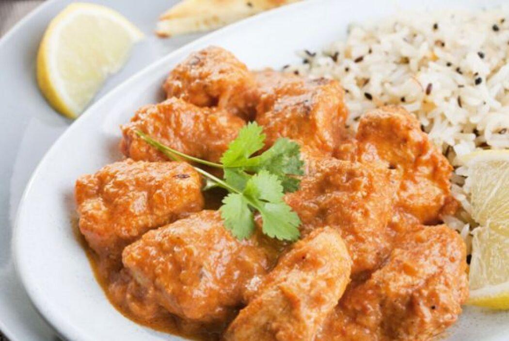 Pollo al curry   El chef Piñeiro te dice cómo preparar un rico pollo al...