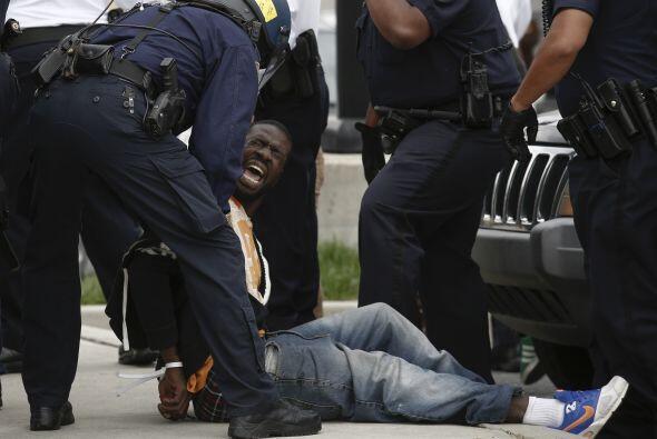 A consecuencia de ello se reportaron varios arrestos.