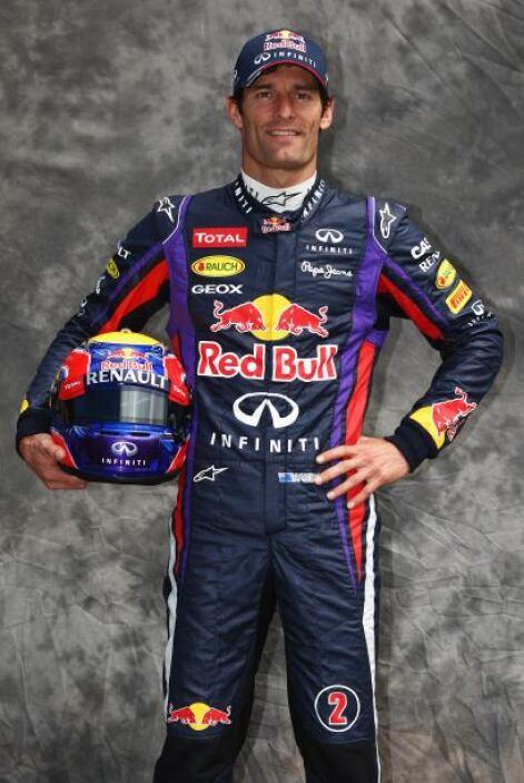 Mark Webber, Australia, Red Bull-Renault.