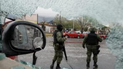 Esta es la tercera vez que las fuerzas armadas penetran en el Valle de S...