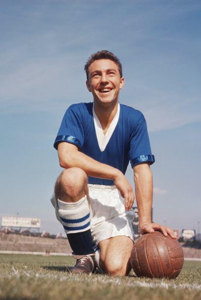 Jimmy Graves es el máximo anotador en Inglaterra. Hizo 357 goles...