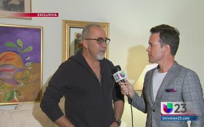 Emilio Estefan habla sobre su amistad con Juan Gabriel