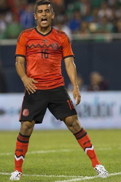 Miguel Ponce (7): A pesar de que no pudo ir al frente en muchas ocasione...