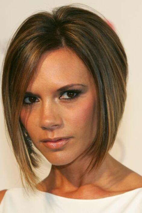 Si alguien marcó una era de moda en cortes de cabello fue Victoria Beckh...