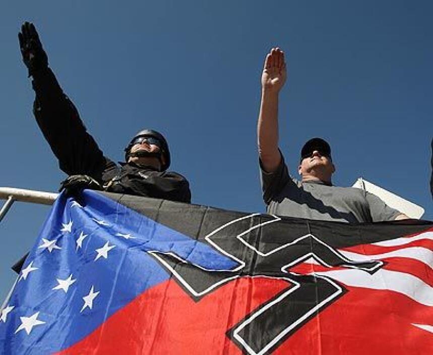 Nación AryanaBasados en las enseñanzas del nazismo, estos grupos separat...