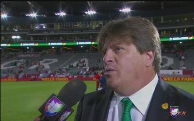 El Tri ganó pero no brilló contra Bolivia